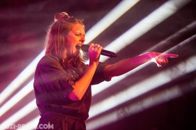 Tove Lo Performs At The Showbox SoDo