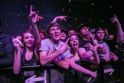 Seattle music concert photographer