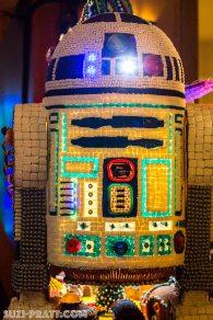 Star Wars Gingerbread Village