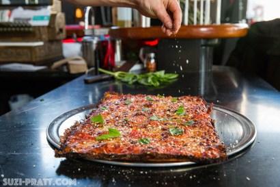 Dinos Tomato Pie Seattle