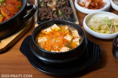 Korean food photographer