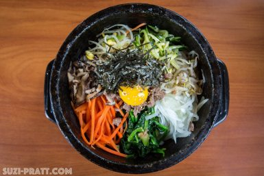 Korean food photographer