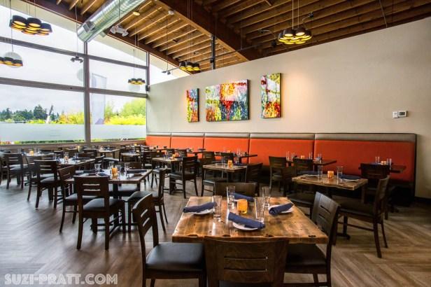 190 Sunset Seattle interior photographer