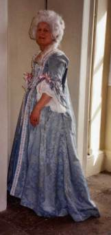 1760 Dress at Osterley