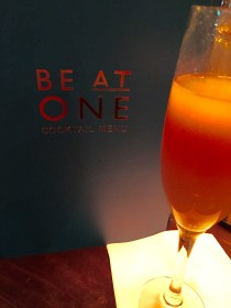 A Bellini at Be At One
