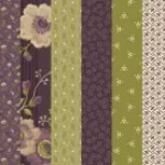 Purple Passion by Pam Buda for Marcus Fabrics