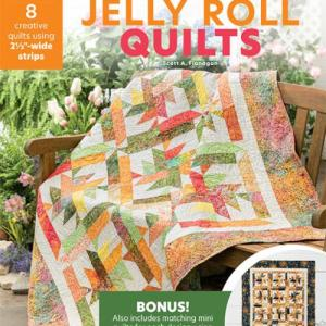 Charming Jelly Roll Quilts AS-141482