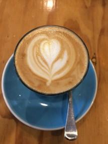 HAWK AND HUNTER RIPPONLEA - Latte 13.04.17
