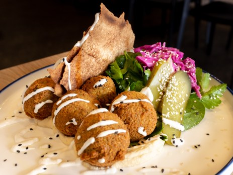 Falafel - Cheeky by Nature Northcote