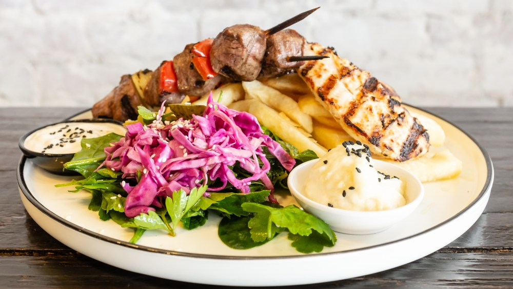 Skewers Platter - Cheeky by Nature Northcote