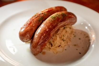 Sausages - Hofbrauhaus Melbourne