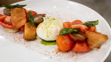 Fior di Burrata, Turning P