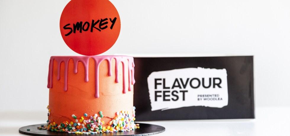 Woodlea Flavour Festival Smash Cake