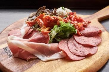 Crave Pizza Antipasto Board