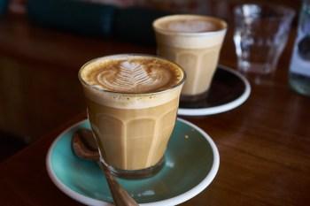 Coffee Hard Pressed Cafe East Melbourne