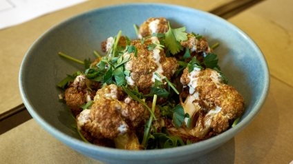 Cauliflower Florets - The Left Handed Chef