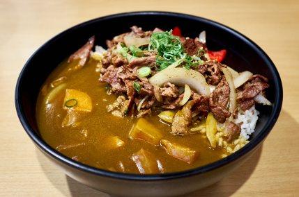 Beef Katsu Curry - Kaneda Melbourne