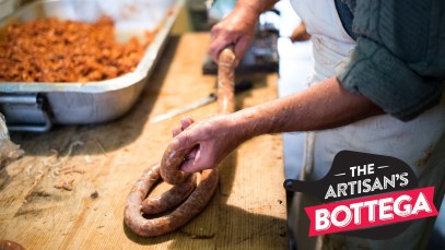 Sausage Making Masterclass Banana Lab