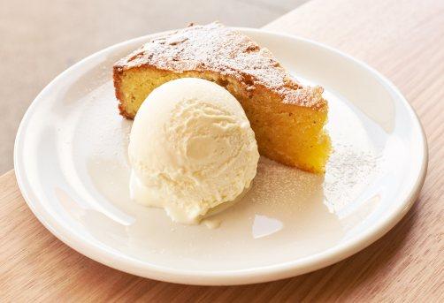 Almond and Coconut Cake, Ciao Mamma - Brunswick