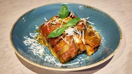 Eggplant Parma - Cucina and Co Brighton