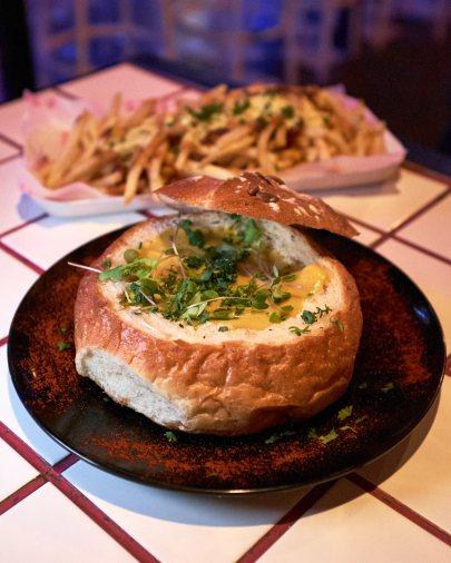 Evie's Disco Diner Fitzroy