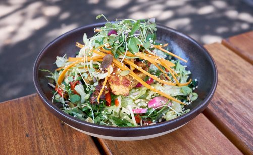 Chicken Nourish Bowl - Willis and Anderson Yarraville