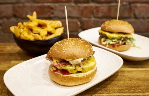Burgers - Ziggy's, Balaclava