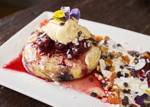 Blueberry Hotcake - Earthbound Bolton