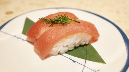 Tuna Nigiri Sushi Boto - Melbourne
