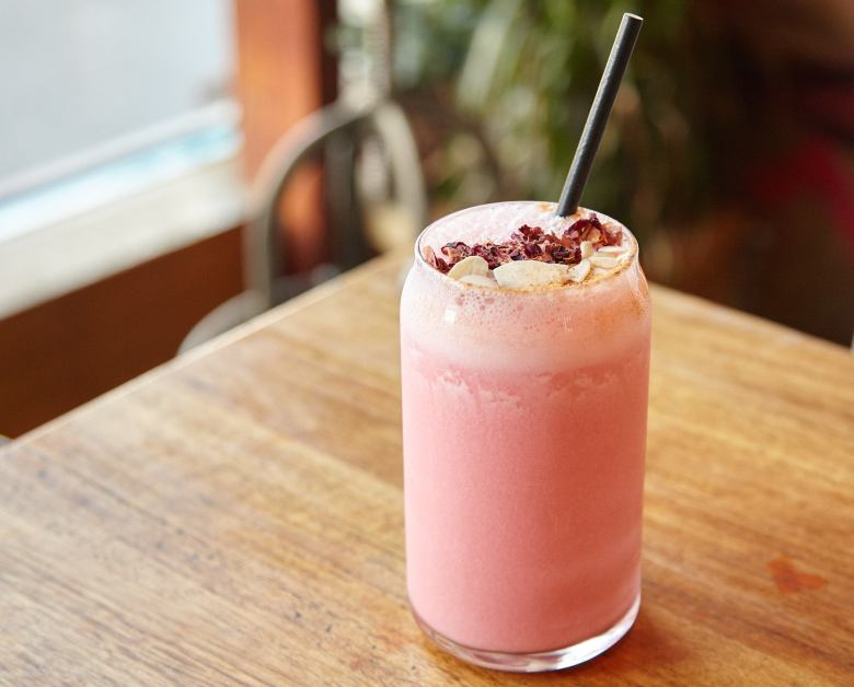 Rose and Cinnamon Cooler Mukka Fitzroy