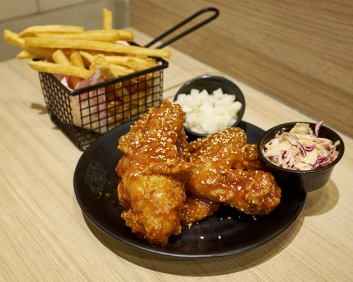 Swicy Fried Chicken Nene Chicken Chadstone Suzie Scribbles