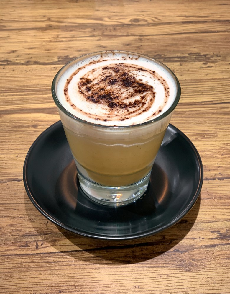 Peanut Butter Latte - Merchants Guild
