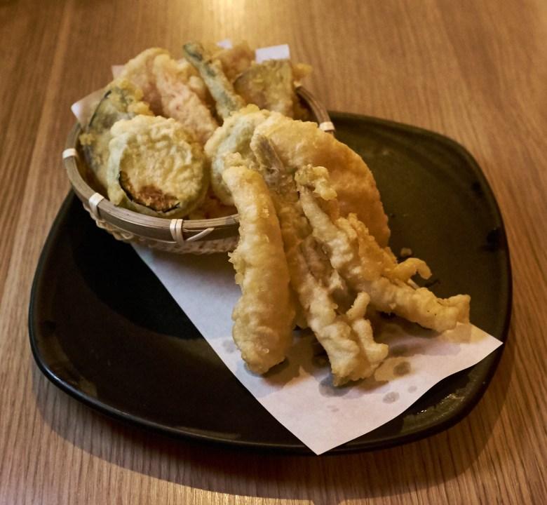 Mixed Tempura - Shonan Kamakura