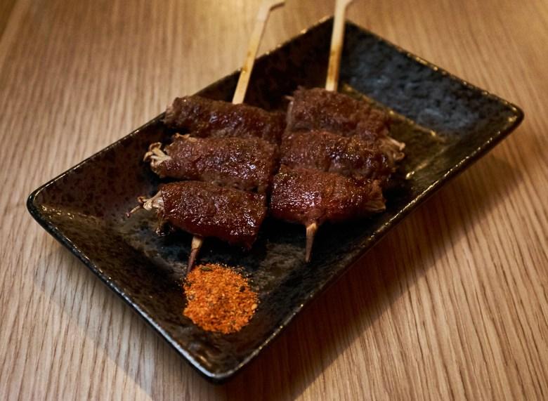 Beef Skewers Shonan Kamakura