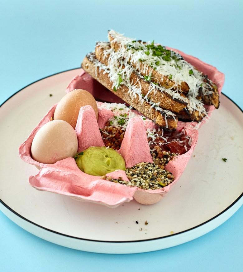Dippy Eggs - Good Times Milk Bar - Bentleigh