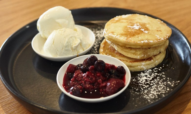 Pancakes - Johnny Dante - Cheltenham
