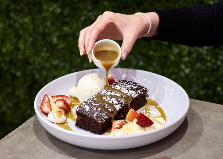 Sticky Date Pudding - Rose Water Dessert Bar - Pascoe Vale