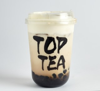 Oreo Milk Tea Top Tea - Melbourne - Suzie Scribbles