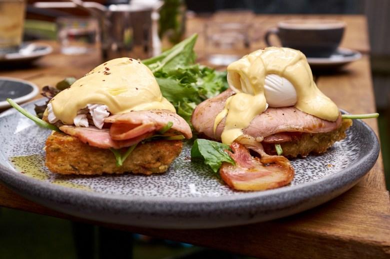 Eggs Benedict - Fergus - Malvern East