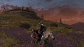 Eldaeriel and Celebel (horse).