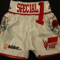 Kell Brooks vs Matthew Hatton Boxing Shorts