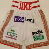 Jamie McDonnell Boxing Shorts & Ring Jacket