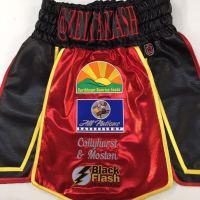 Zelfa Barrett Gladiator Skirt Boxing