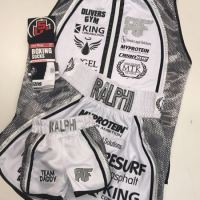 Boxing Shorts, Ring Jacket & Baby Boxing Trunks