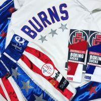 Burns Boxing Shorts & Ring Jacket