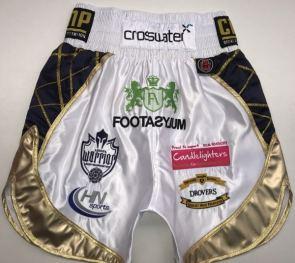 Josh Warrington Boxing Shorts