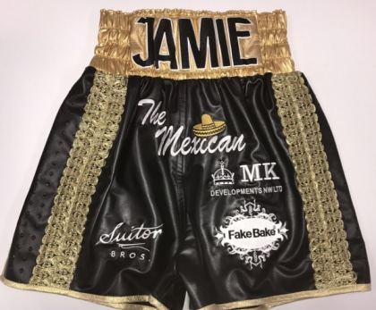 Mexican Style Boxing Shorts