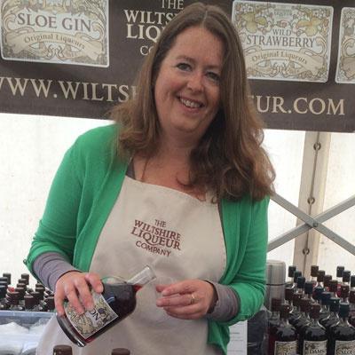 Tiffinie Pride The Wiltshire Liqueur Company