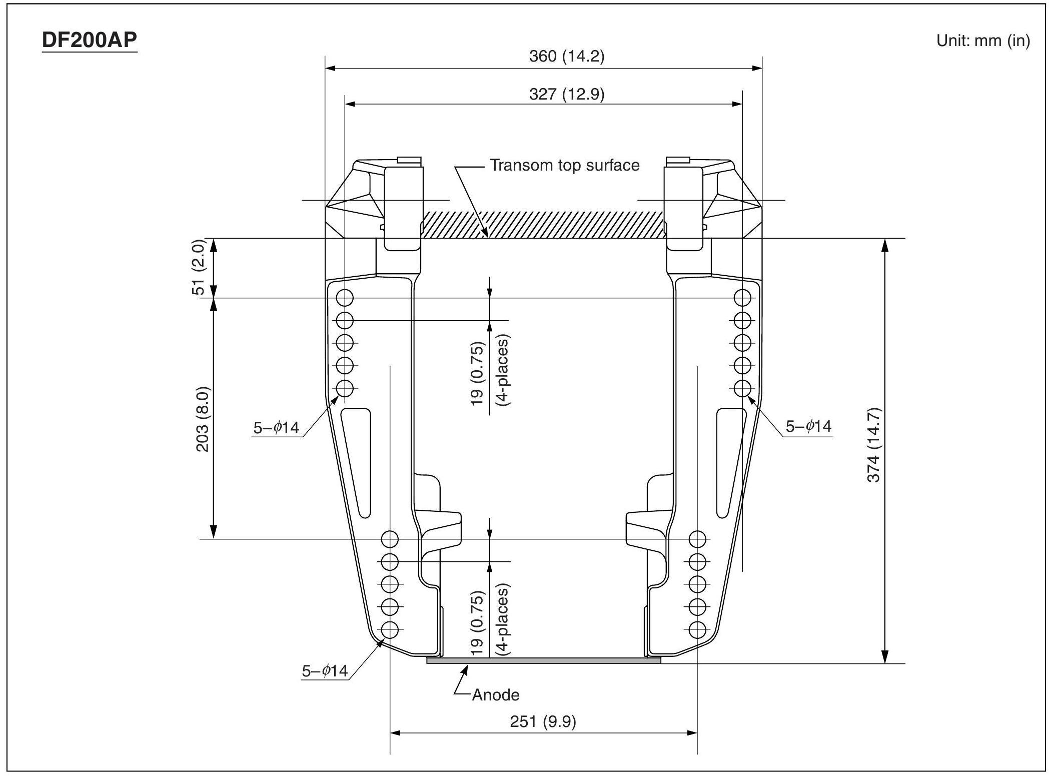 Лодочный мотор Suzuki DF 200 AP купить в Москве по низкой цене