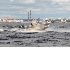 Лодка QUINTREX 420 с мотором SUZUKI DF9.9BRS (июнь 2021г.) Image